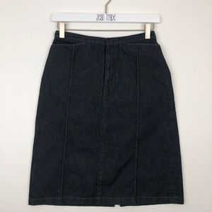 Comme Ca Ism Denim Skirt